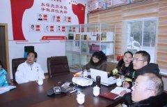 <b>五华区监督局和汝泉副书记莅临我院参观指导</b>